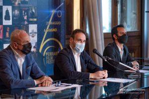 Film Festival Ferrara-conferenza stampa