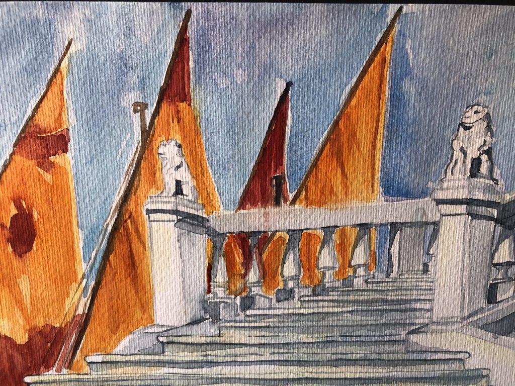 Nella Talamini Vele Venezia