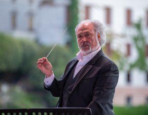 Diego Basso Maestro d'orchestra