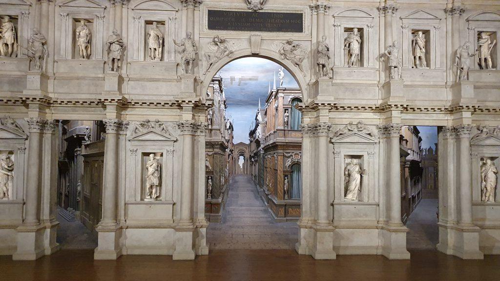 Palladio - Teatro Olimpico