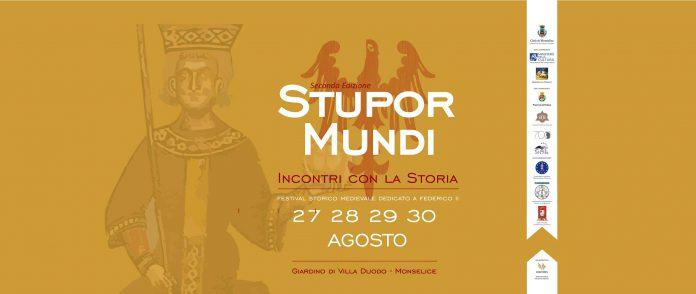 Stupor Mundi - Un evento monselicese per celebrare Dante e Federico II