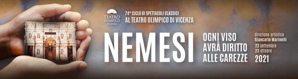 Spettacoli al Teatro Olimpico di Palladio