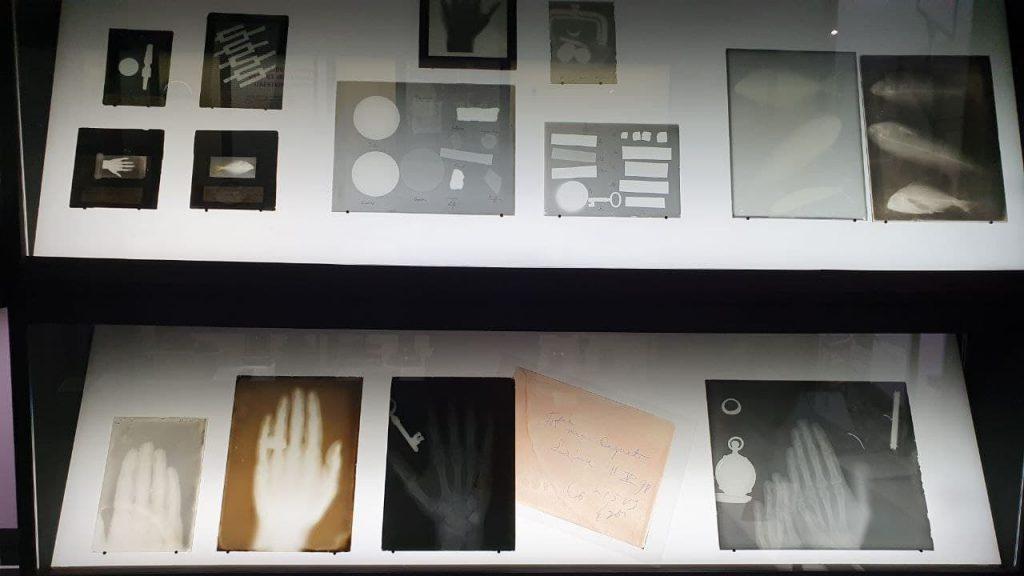 Radiografie al museo della fisica Giovanni Poleni